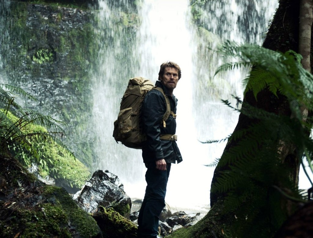 The Hunter: Willem Defoe y el tigre de Tasmania.