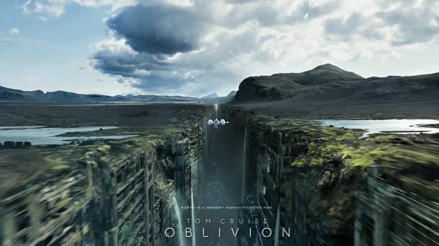 Uno de los tantos paisajes deslumbrantes de Oblivion