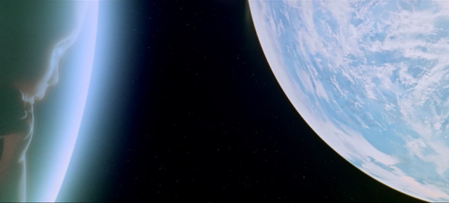 """El resurgir del hombre en """"2001: Odisea del Espacio"""" de Stanley Kubrick."""