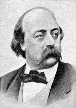 Gustave Flaubert, escritor de Madame Bovary.