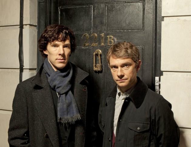 Sherlock y la ruptura del verosimil.