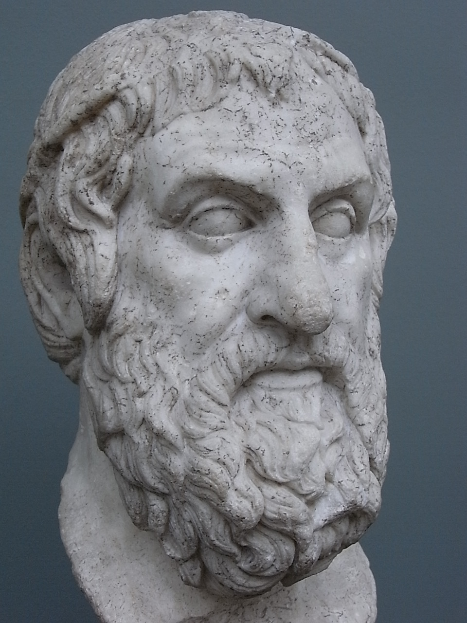 antigone and aristotle Aristotle suggests that a tragic hero is a character who has a high social standing and embodies great nobility in his/her personality the tragic hero in antigone.